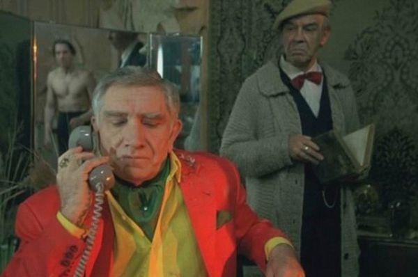 «Ширли-Мырли» (1995). Мафиозный босс Козюльский