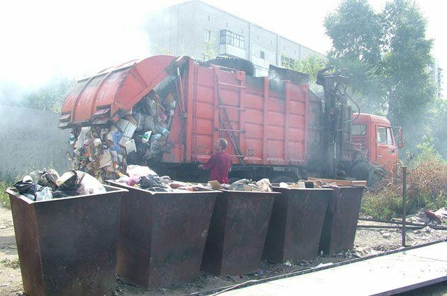 Услуги по вывозу мусора омичи будут оплачивать отдельной строкой в квитанции.