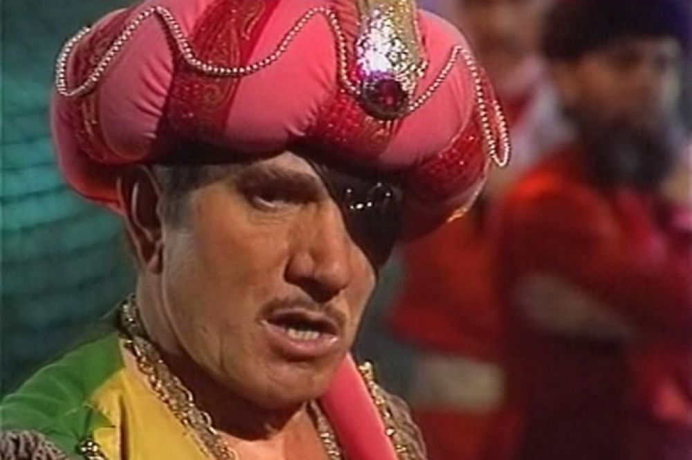 «Али-Баба и40разбойников» (1983). Хасан