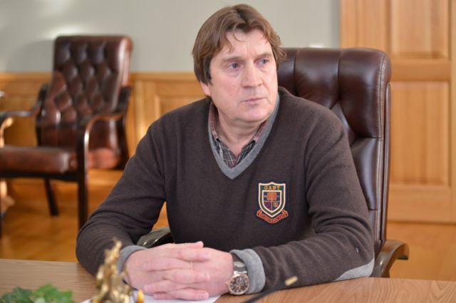 Депутат областной думы Александр Тюлин.