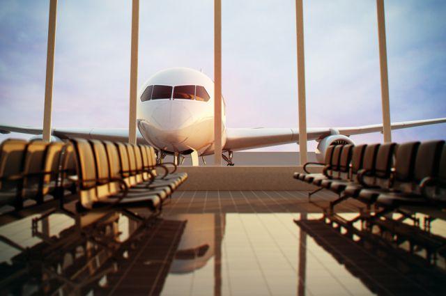 Самолёт с омичами не выпускают из турецкого аэропорта.