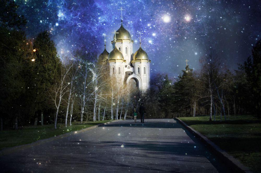 Храм Всех Святых на Мамаевом кургане