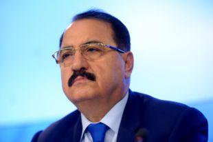 Посол Сирии в России Рияд Хаддад.