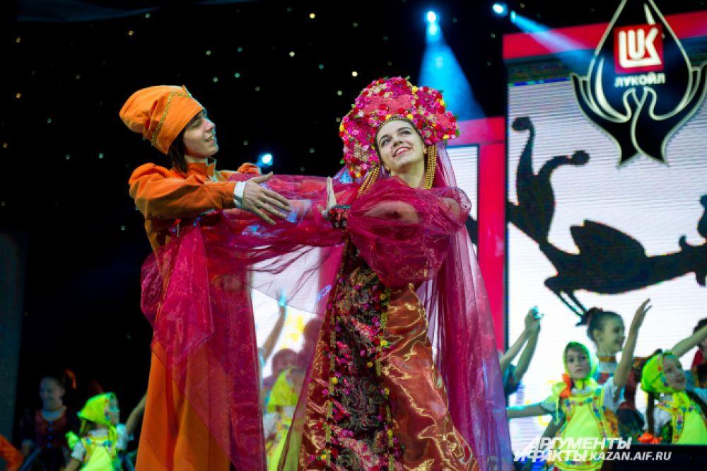 Казанский театр танца