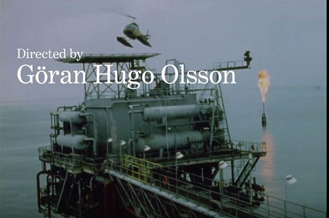 Кадр из фильма «О насилии» документалиста Горана Олссона.