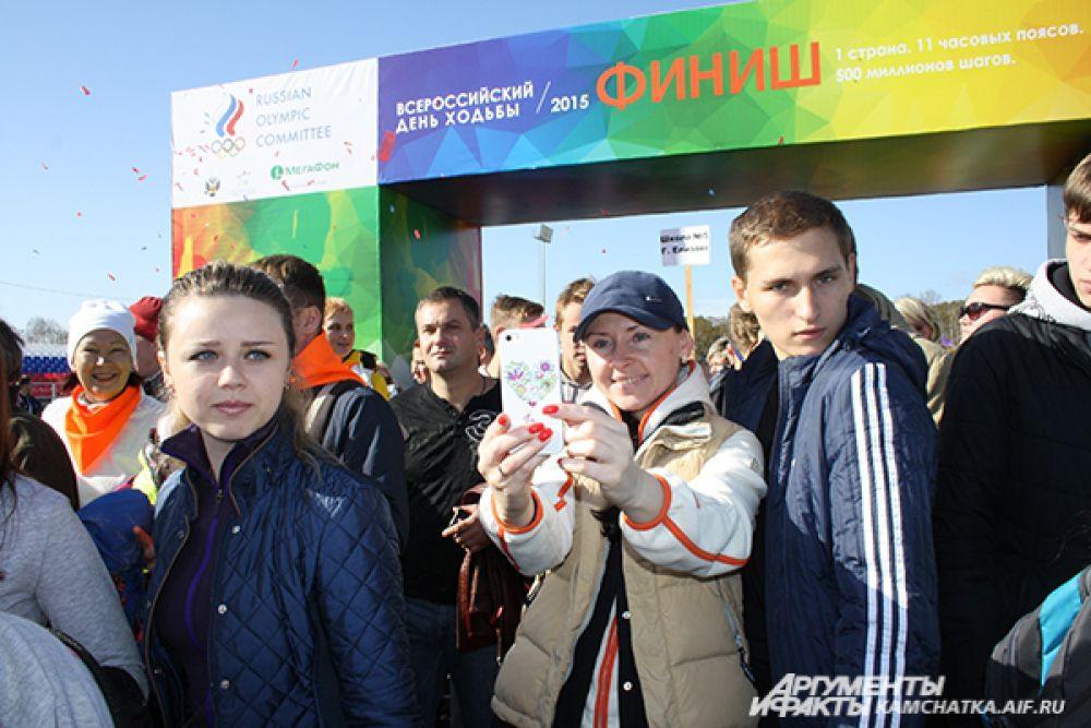 Спортивное мероприятие длилось в России 11 часов.