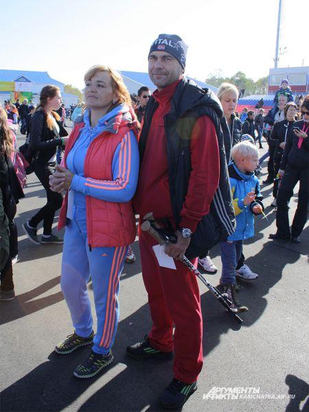 Всероссийский день ходьбы в Петропавловске.