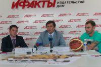 Павел Ростовцев в Иркутске.