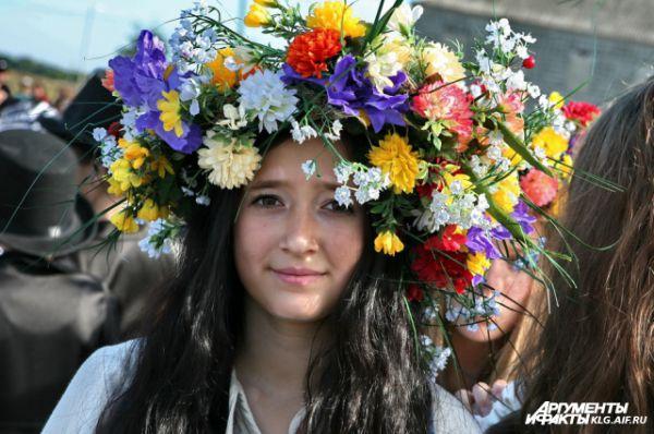 Праздник во Владимирово.