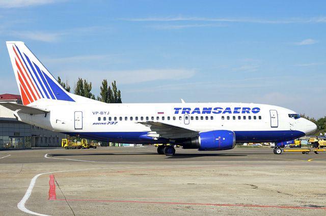 Вместо «Трансаэро» пассажиры полетят самолётами других авикомпаний.