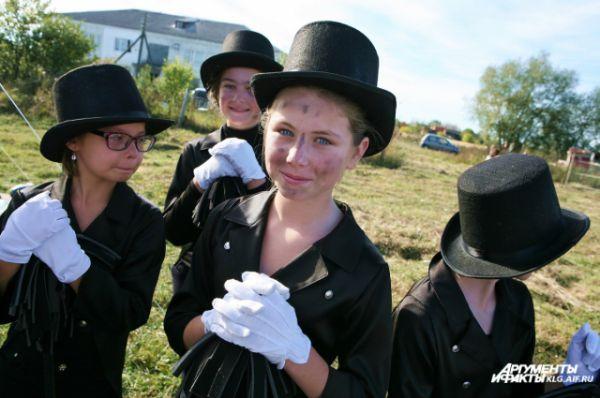 Трубочистов в Кенигсберге чтили и уважали.