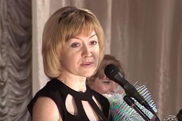 Ольга Рычкова.