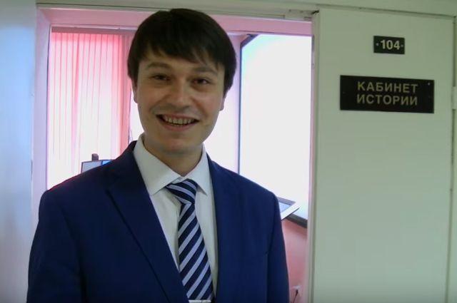 Олег Катренко.