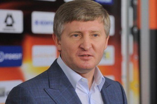 Ринат Ахметов