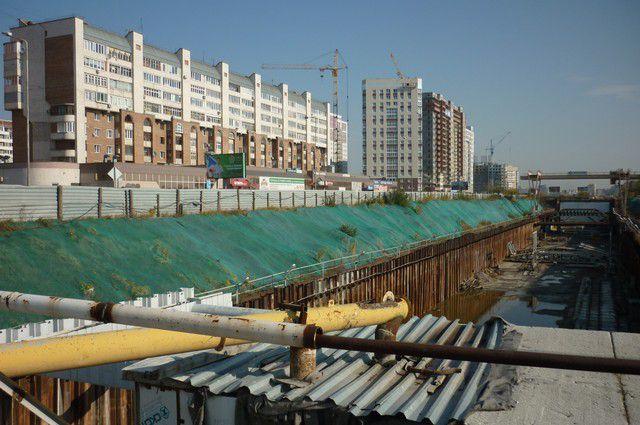 Омское метро будет построено ещё очень нескоро.