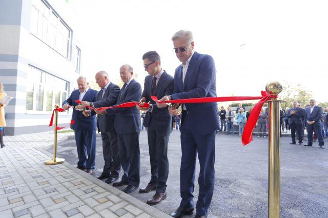 Открытие ЖК Паркова вежа