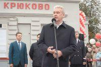 Открытие движения пригородных поездов-экспрессов «Ласточка» на участке Ленинградский вокзал — Крюково (Зеленоград).