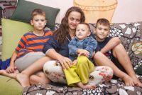 Многодетная семья может остаться без квартиры из-за долгов по ипотеке.