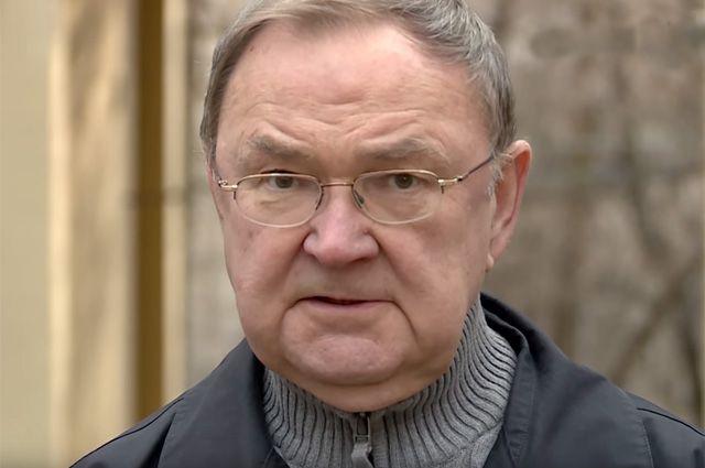 Михаил Крутихин.