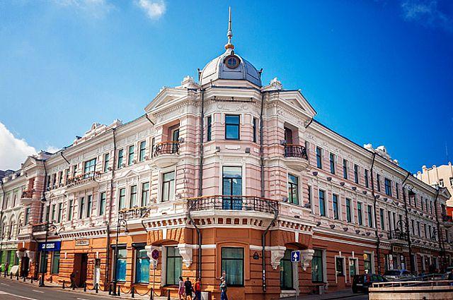 Главное здание музея.