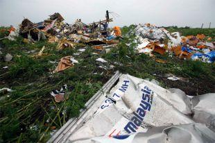 В телах пассажиров упавшего на Украине Boeing нашли осколки «Бука»