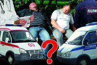 В борьбе с зелёным змием врачи и полицейские делают общее дело.