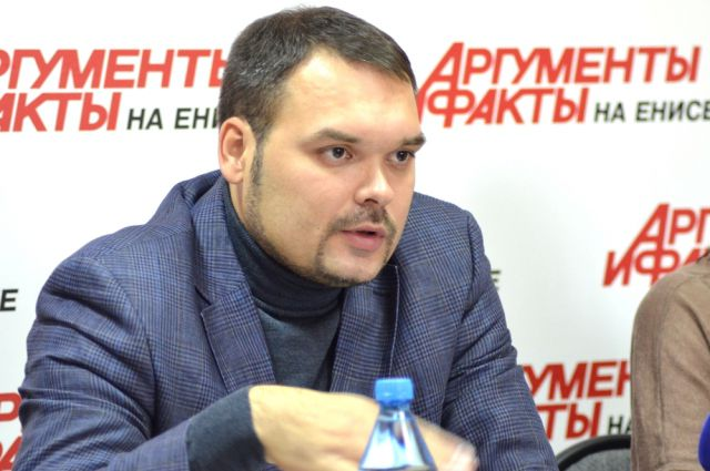 Сергей Шахматов.