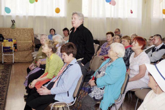 На собрания организации приходят люди, которым небезразлична судьба Нагорного.