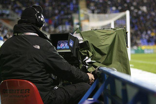 3D трансляция футбольного матча. «Арсенал» - «Манчестер Юнайтед».