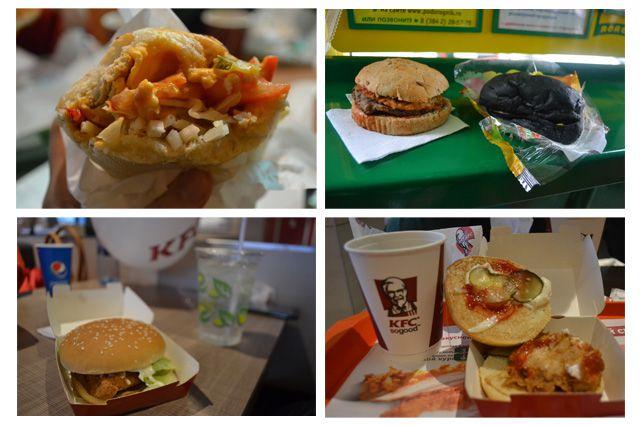 «Кулинарное путешествие» корреспонденты совершили, чтобы узнать достоинства и недостатки бутербродов.
