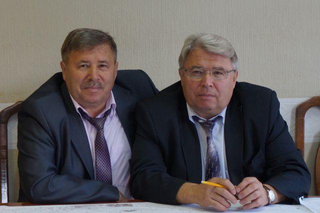 Братья Шкановы Александр и Михаил (слева направо) приехали в 17 лет в чужой город и стали самыми заметными фигурами в строительной отрасли.