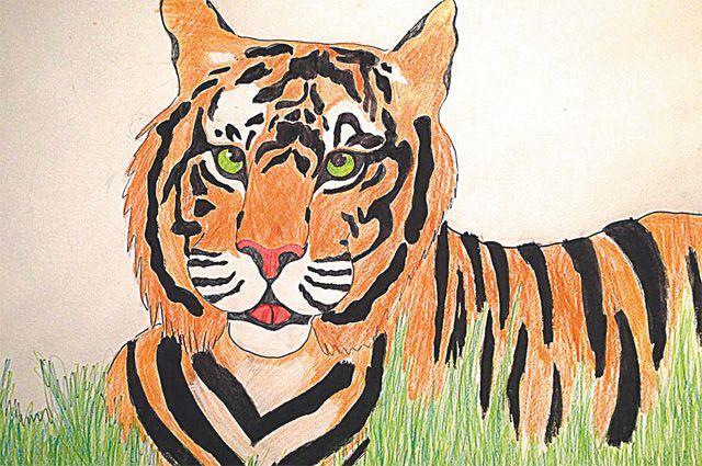 Рисунок Екатерины Карасевой.