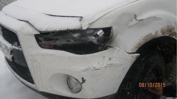 ДТП случилось утром на автодороге «Уинское-Деменево»