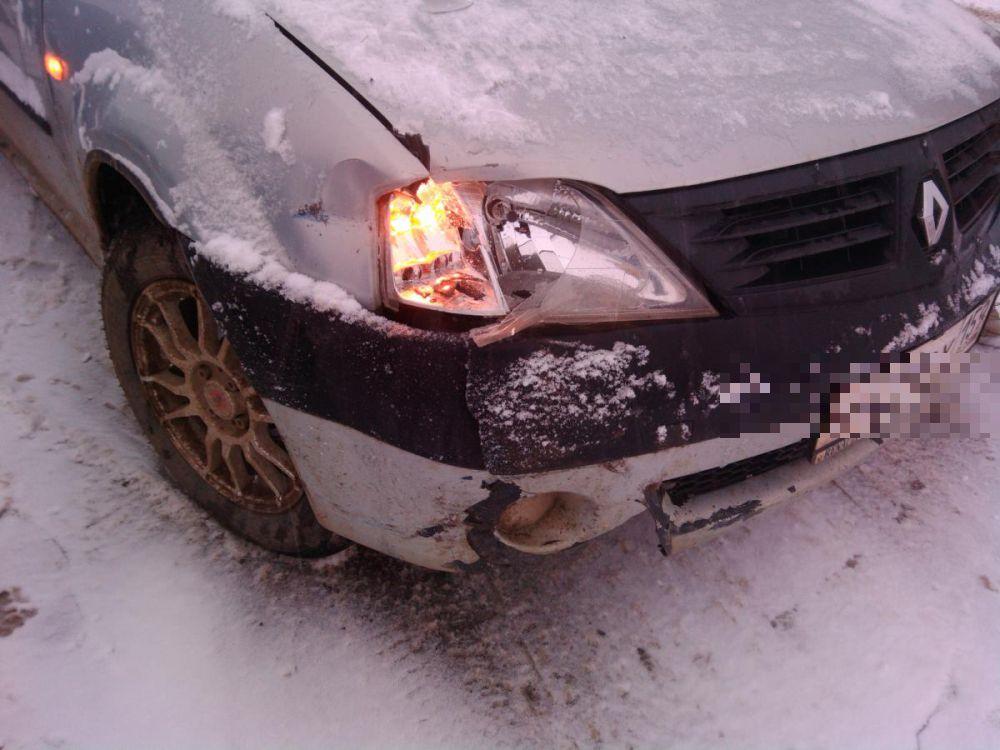 Авария на трассе «Кунгур-Соликамск»