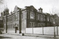 Старо-Екатерининская больница, гинекологический корпус им. А. П. и Е. В. Кавериных.
