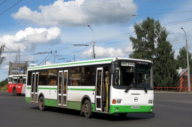 автобусный маршрут № 37
