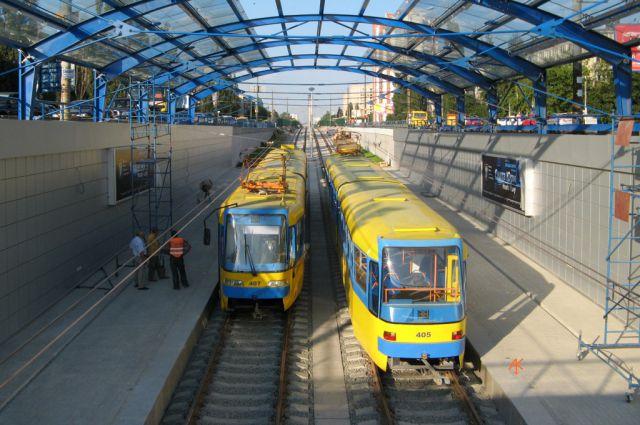 59 трамвайных переездов