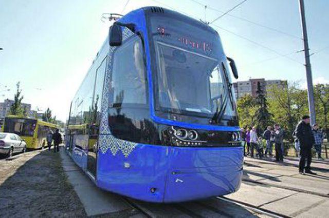 В Киеве появятся новые трамваи