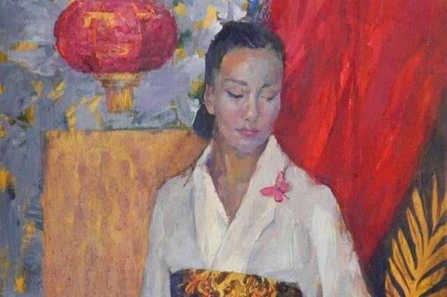 В этом году в конкурсе участвуют художники из России, Китая, Южной Кореи, Вьетнама.