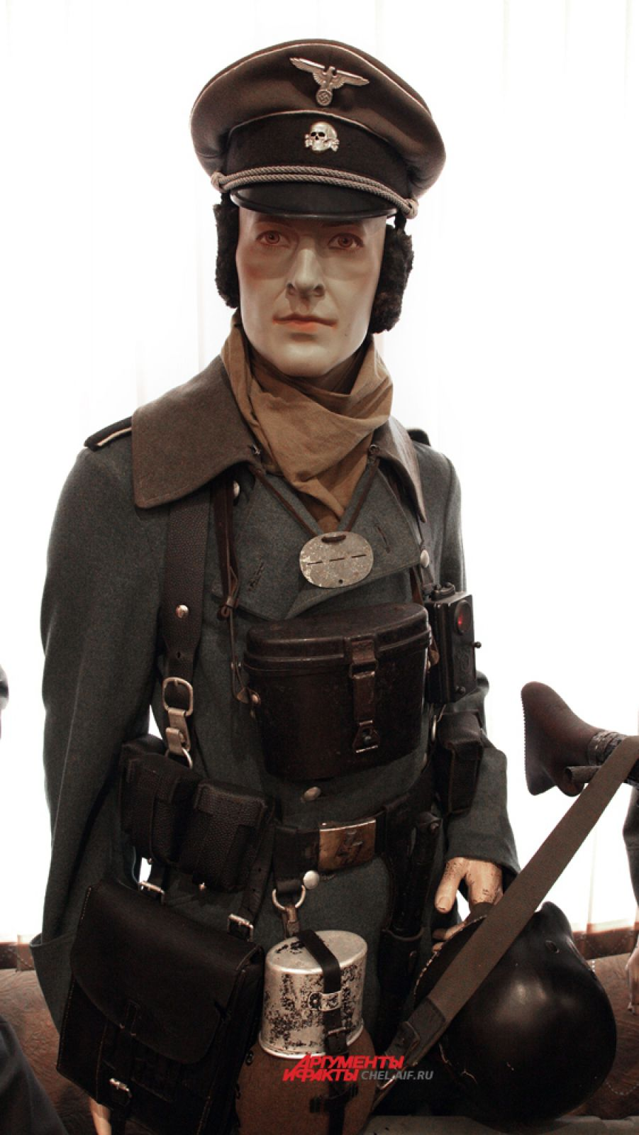 Рядовой солдат войск СС