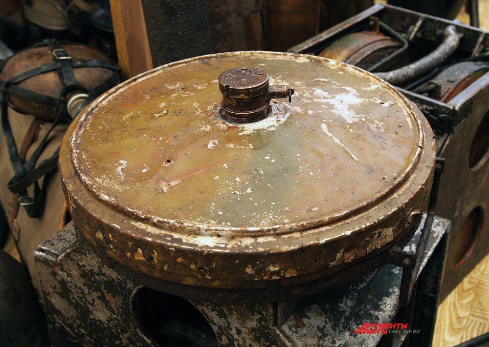 Противотанковая мина ТМ-35 , вермахт