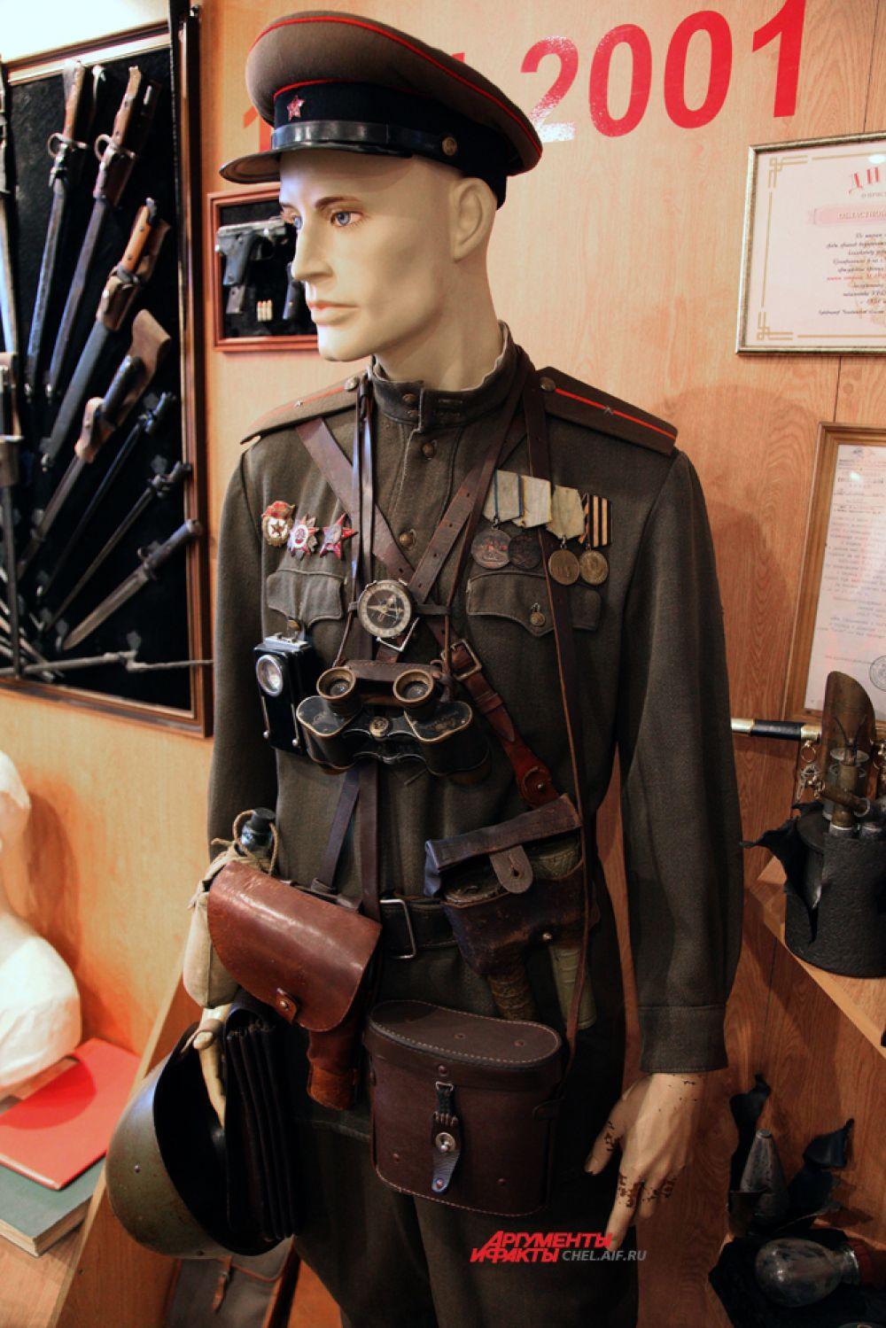 Младший командир РККА 1943г
