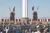 Более 5 тыс. человек пришли на праздник.