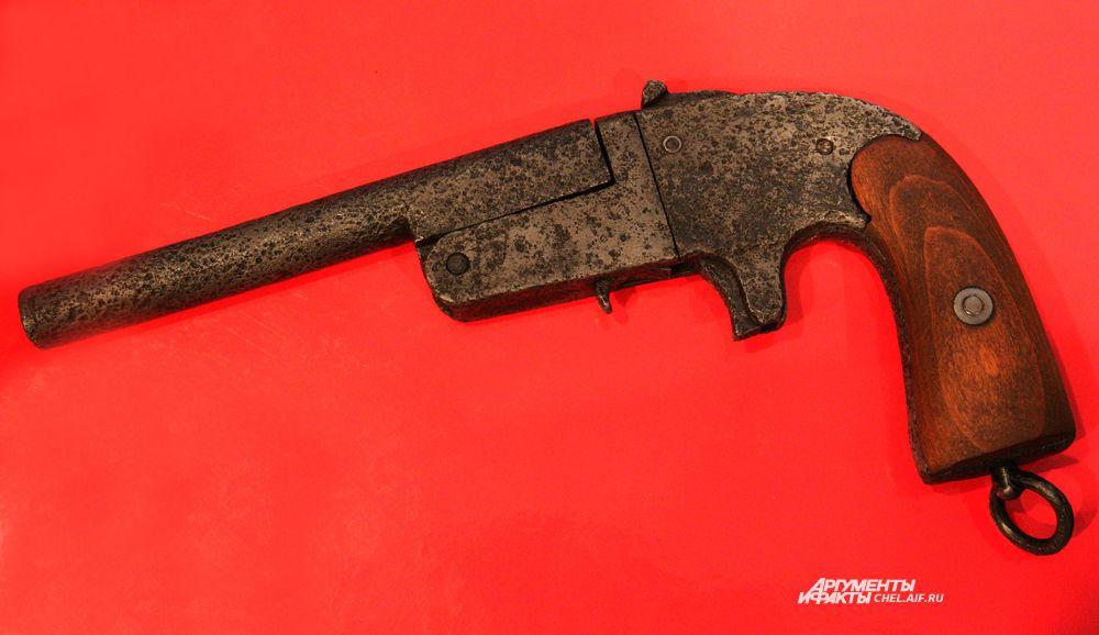 Пистолет неизвестной модели