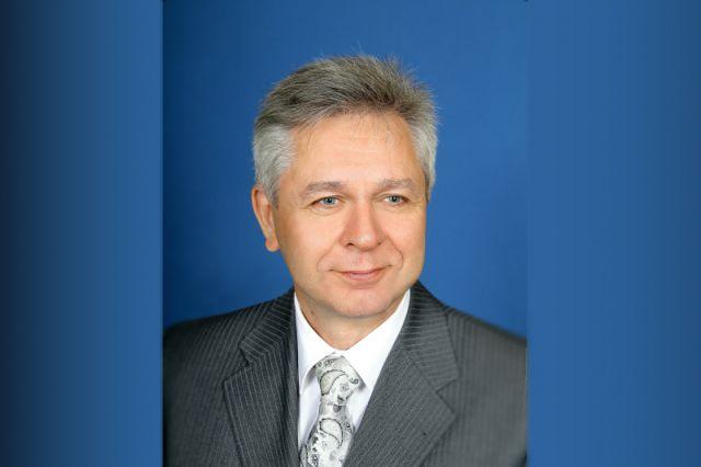 Валерий Попов, главный дирижер Оренбургского областного театра музыкальной комедии.