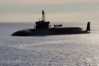 К-535 «Юрий Долгорукий» - первая АПЛ проекта «Борей».