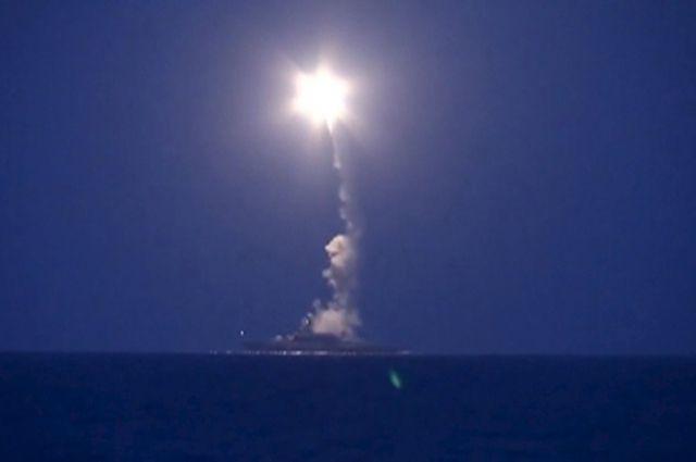 Кадры с запуском российских ракет в Интернете посмотрели миллионы человек.