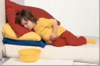 Детям поставили диагноз «Острая кишечная инфекция».
