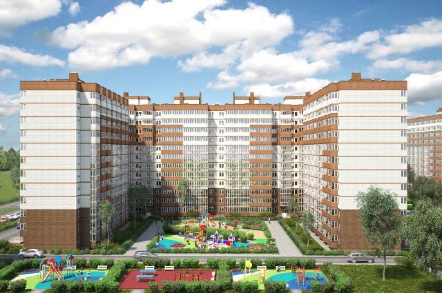 «Новое Янино» - комфортные  квартиры и развитая инфраструктура.