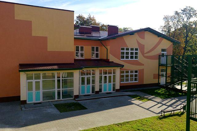 Новый детсад в Балтийске достроят к концу октября.